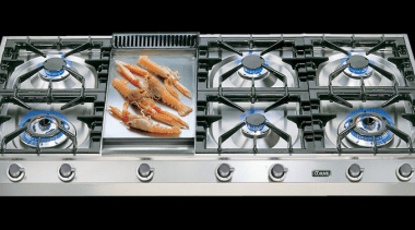 ILVE gas cooktops are all equipped with the black, gray
