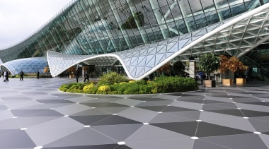 Sirius RS10943 04 - Sirius RS10943 04 - architecture, building, daylighting, structure, urban design, gray