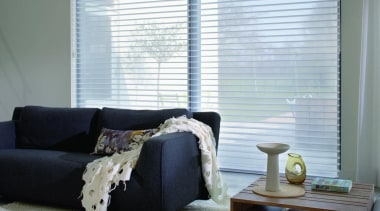 luxaflex silhouette shadings - luxaflex silhouette shadings - bedroom, couch, curtain, furniture, home, interior design, living room, room, shade, textile, wall, window, window blind, window covering, window treatment, wood, gray