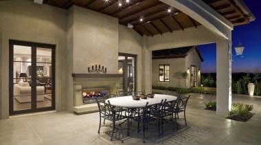 106goodlands 3.jpg - 106goodlands_3.jpg - estate | interior estate, interior design, living room, patio, property, real estate, brown