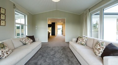 For more information, please visit www.gjgardner.co.nz ceiling, daylighting, estate, floor, home, house, interior design, living room, property, real estate, room, window, gray, white
