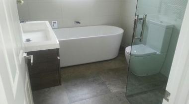 villa bathroom velvet platinum floor tiles and diamond area, bathroom, floor, flooring, hardwood, home, product, property, room, sink, tile, toilet seat, gray