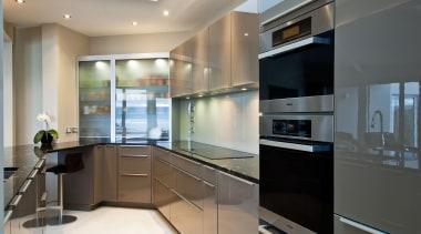 Mt Victoria Kitchen - Mt Victoria Kitchen - cabinetry, countertop, interior design, kitchen, real estate, gray