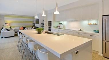 Kitchen - countertop | interior design | kitchen countertop, interior design, kitchen, real estate, gray