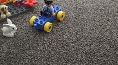 Heaps of carpets - asphalt | toy | asphalt, toy, yellow, gray, black