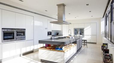 David Kane of Pepper Design - Winner of countertop, interior design, kitchen, white