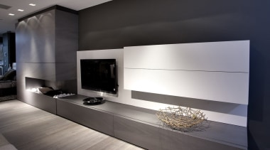 Basalt Grey - Basalt Grey - floor | floor, interior design, living room, product design, black, gray