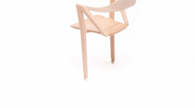 Ever feel guilty about sitting around too much chair, furniture, table, wood, white