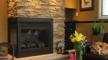 Ledgestone Collection -Need to contact Natural Stone Veneers ceiling, fireplace, floor, flooring, hearth, home, interior design, living room, room, wall, wood flooring, brown