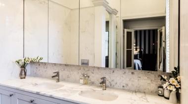 Classic Villa - Classic Villa - bathroom | bathroom, bathroom accessory, bathroom cabinet, cabinetry, countertop, cuisine classique, interior design, kitchen, room, sink, white