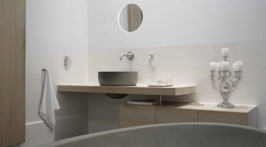 PB25 - Towel Hook. Satin Stainless Steel AISI angle, bathroom, bathroom accessory, bathroom cabinet, bathroom sink, ceramic, floor, interior design, plumbing fixture, product design, property, room, sink, tap, tile, wall, gray