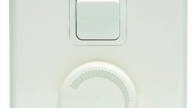 600 Series switch with dimmer White - 624T electronics, light switch, product, technology, white