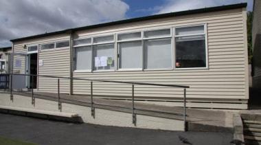 Tru-Pine - building | facade | home | building, facade, home, house, property, real estate, siding, window, gray, black