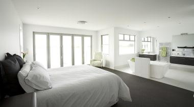 For more information, please visit www.gjgardner.co.nz architecture, bed frame, bedroom, ceiling, floor, home, house, interior design, property, real estate, room, suite, window, white