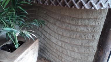 Decocrete 18 - Decocrete_18 - flowerpot | wall flowerpot, wall, gray, black