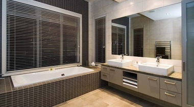 Our designs can take form even in small bathroom, interior design, room, black, gray