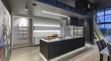 Winner – Kitchen Design of the Year – countertop, interior design, kitchen, gray, black
