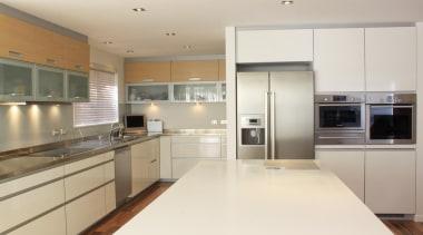 Khandallah Kitchen - Khandallah Kitchen - cabinetry   cabinetry, countertop, cuisine classique, home appliance, interior design, kitchen, real estate, white