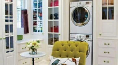 Utilitarian spaces such as laundry rooms and mudrooms bed frame, bedroom, ceiling, furniture, home, interior design, living room, room, wall, window, white