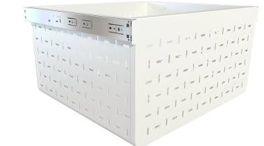 Tanova Ventilated Drawer in Classic White - 600mm product, product design, white