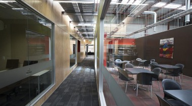 EXCELLENCE AWARDNew Zealand Management Academy (2 of 4) interior design, black, gray