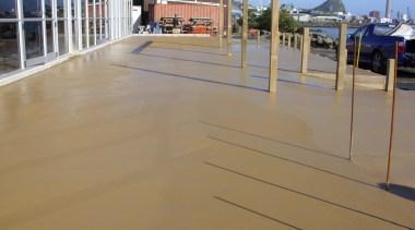 colourmix 9.jpg - colourmix_9.jpg - boardwalk | deck boardwalk, deck, floor, flooring, outdoor structure, property, real estate, roof, walkway, brown