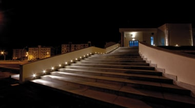 Exterior and Outdoor Lights - Exterior and Outdoor architecture, darkness, daylighting, light, lighting, night, sky, wood, black