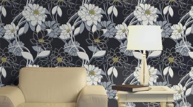 Statements Range - Statements Range - decor | decor, design, interior design, pattern, wall, wallpaper, black, gray