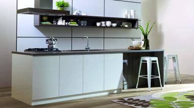 Classic Single Line - Classic Single Line - furniture, kitchen, product design, gray