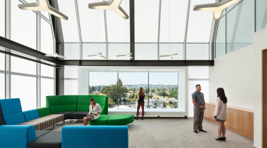 Warren and Mahoney Special Purpose Property Award –Excellence architecture, daylighting, interior design, office, product design, white