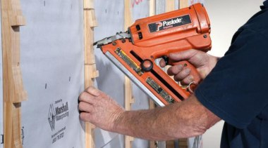 Simpler. Faster. Proven Weathertight. - A-lign Concealed Fix wood, gray