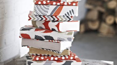 A beautiful collection of drapery prints - Accent white