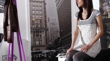 Empire Interieur - Italian Color Range - fashion fashion, furniture, girl, leg, purple, room, shoe, black, white, gray