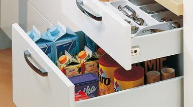 MultiTech steel drawer system for kitchens. - MultiTech drawer, furniture, kitchen, product, product design, shelf, shelving, white