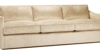 The work of William Sofield is defined not angle, couch, furniture, loveseat, product design, sofa bed, white