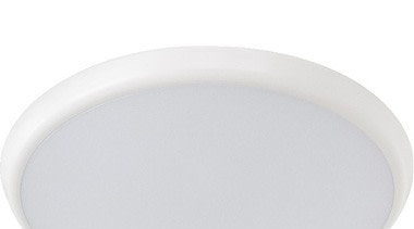 FeaturesThe Solar range of surface mounted LED ceiling lighting, product design, white