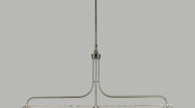Industrial 3L Pendant (Nickle), from Lighting Inspiration ceiling fixture, light fixture, lighting, product design, gray