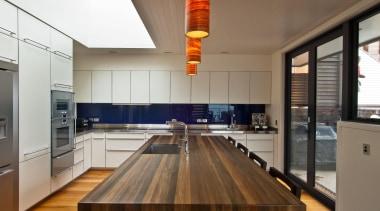 Karaka Bay Kitchen - Karaka Bay Kitchen - countertop, house, interior design, kitchen, brown, white