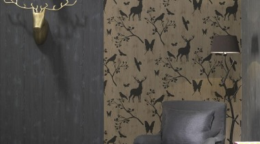Modern Style Range - decor | interior design decor, interior design, living room, wall, wallpaper, black, gray
