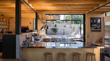 Takapuna, Auckland (designed in association with Rachael Rush) countertop, interior design, kitchen, brown
