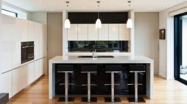 Khandallah Kitchen - Khandallah Kitchen - cabinetry   cabinetry, countertop, cuisine classique, floor, flooring, hardwood, interior design, kitchen, real estate, room, wood flooring, white