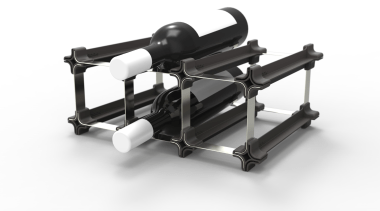 Sleek. Classy. Modern. Custom. Affordable. DIY. Store all exercise equipment, product, product design, white