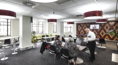 NOMINEETe Puna Kokiri (1 of 4) - Resene institution, interior design, office, white, gray