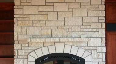 Dimensional Collection -Need to contact Natural Stone Veneers brick, brickwork, fireplace, hearth, masonry oven, stone wall, wall, brown, gray