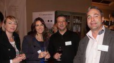 At Mantell's - At Mantell's - award | award, drink, public relations, socialite, brown