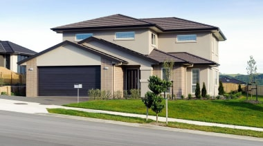 For more information, please visit www.gjgardner.co.nz building, elevation, estate, facade, home, house, luxury vehicle, neighbourhood, property, real estate, residential area, roof, siding, suburb, gray
