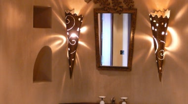 Micro colour 13 - Micro_colour_13 - bathroom | bathroom, ceiling, interior design, light fixture, lighting, room, sink, wall, brown