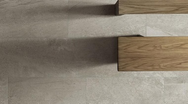 Blendstone pepper interior floor tiles - Blendstone Range floor, flooring, product design, tile, wall, wood, gray