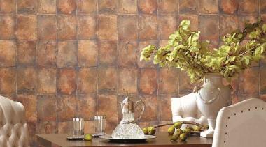 Norwall Room Texture Style - Texture Style Range brick, flooring, interior design, living room, wall, wallpaper, brown, orange