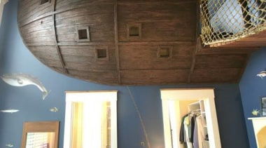 Created by Steve Kuhl of Kuhl Design Build, architecture, ceiling, furniture, home, interior design, table, tourist attraction
